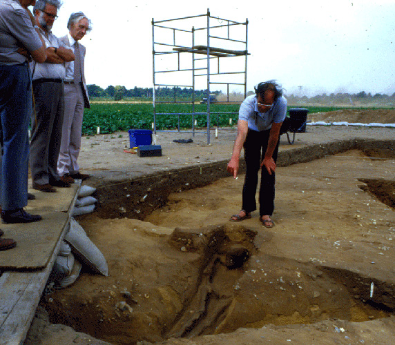 Martin Carver Field Archaeology