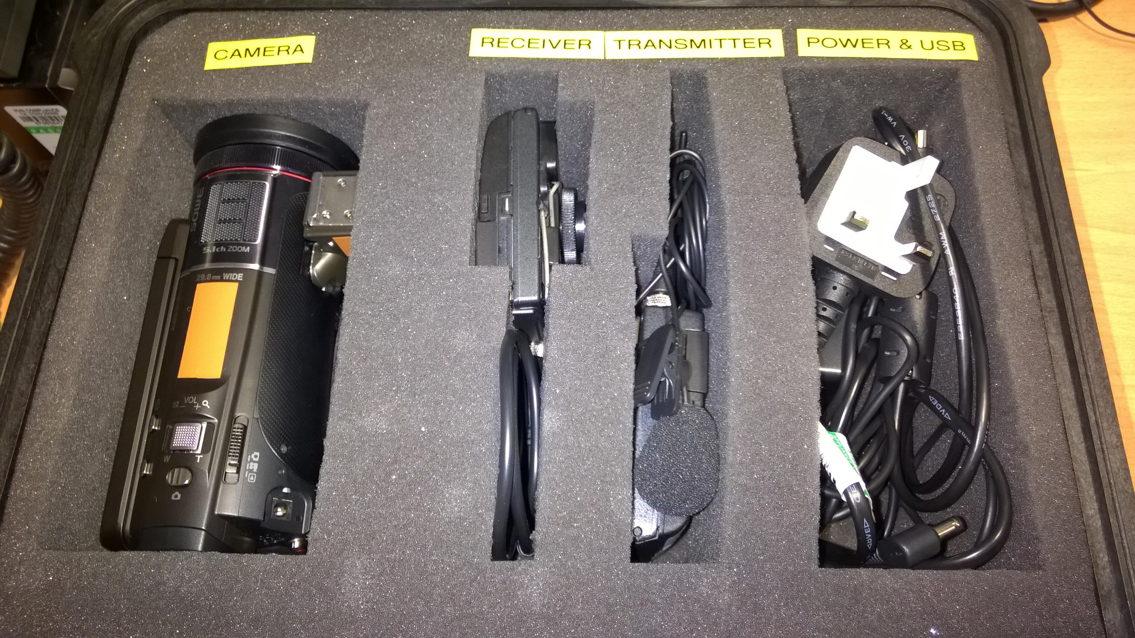 Panasonic HC-X920 Camera Instructions