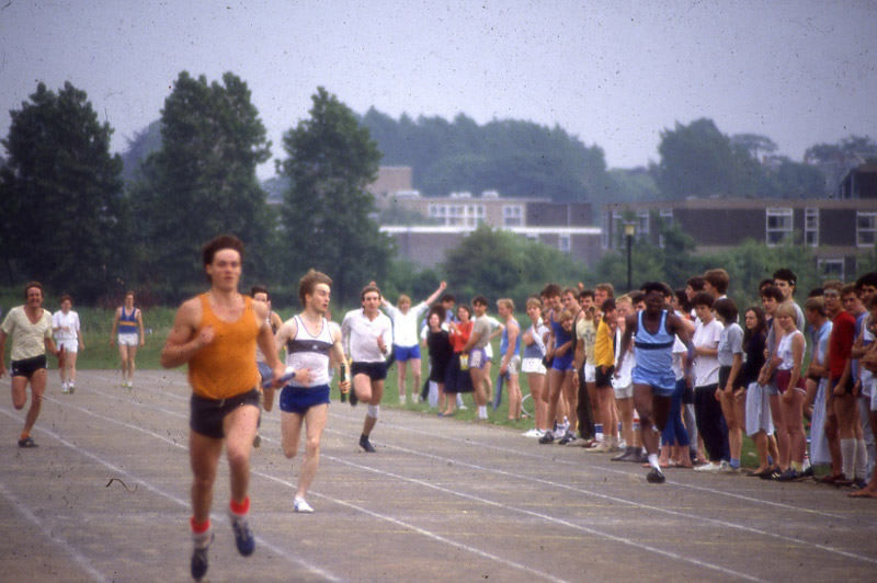 Image: Sports Day, 1980s