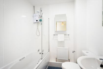 <p>Garrowby way refurbished bathroom</p>