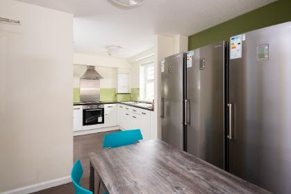 Halifax College standard shared bathroom shared kitchen