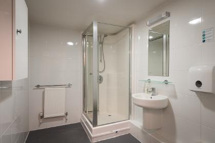 Langwith College premium shared bathroom