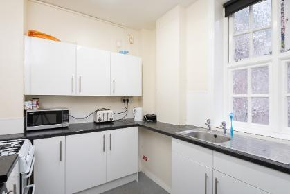Vanbrugh College Fairfax House economy shared bathroom catered kitchen