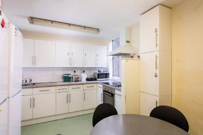 Vanbrugh College economy shared bathroom catered shared kitchen