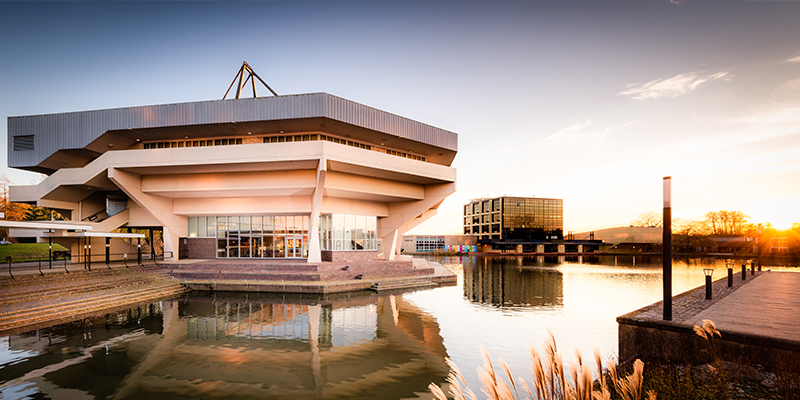 Central Hall - Investing in our campus, University of York