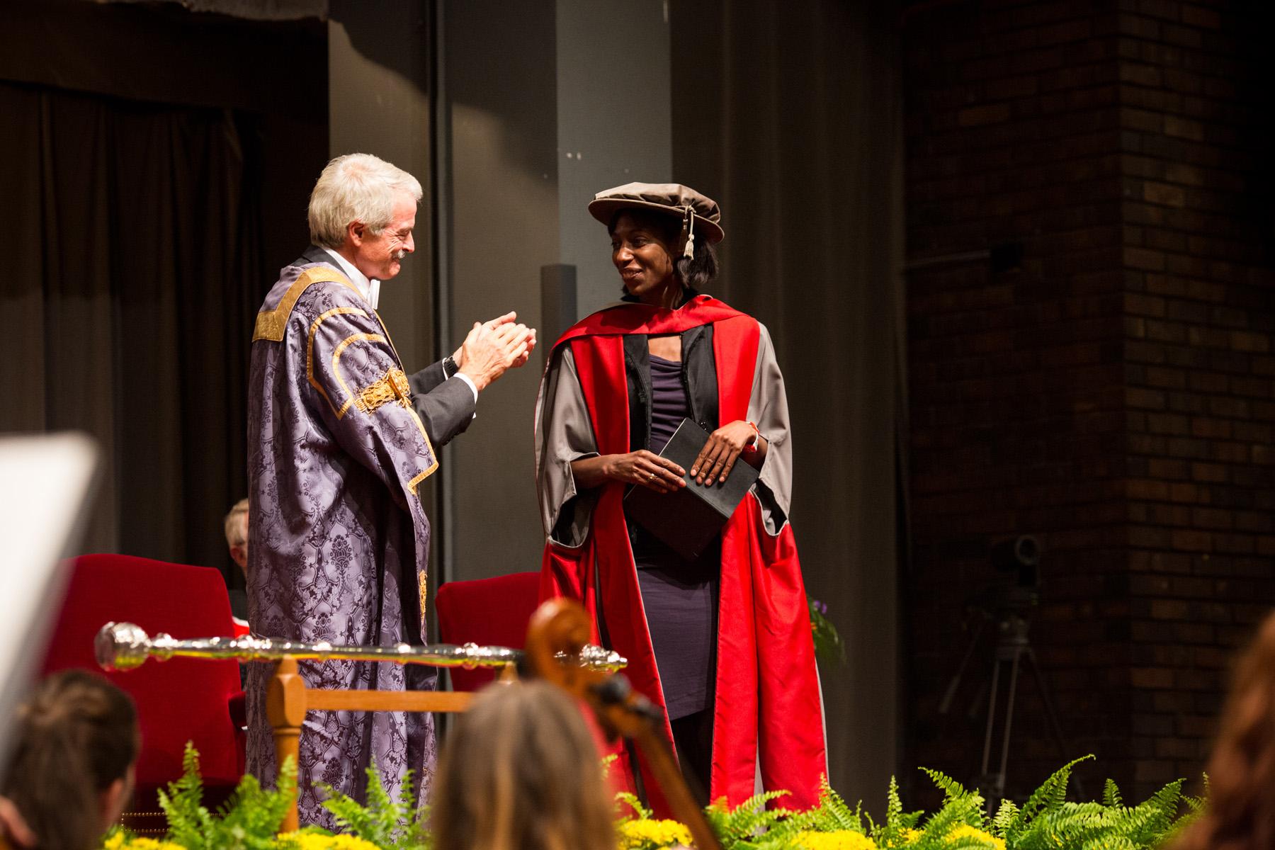 Chancellor S Inauguration University Of York