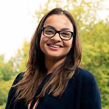 Photo of Maria Ayaz - Head of Equality and Diversity