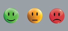 Feedback faces