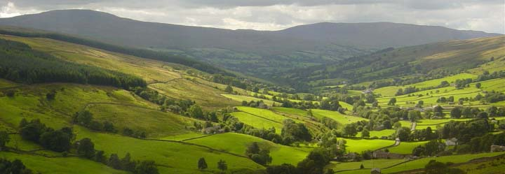 North York Moors is only 30 minutes from the Department