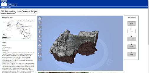 ADS 3D Viewer now live - Archaeology, The University of York