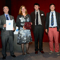 23 07 12 British Archaeological Award for ADS
