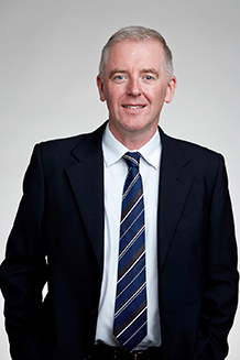 Professor Ian Graham, Department of Biology