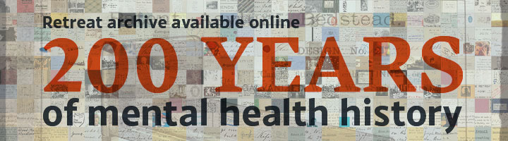 Retreat archive online - 200 years of mental health history (RET/3/3/2/2)