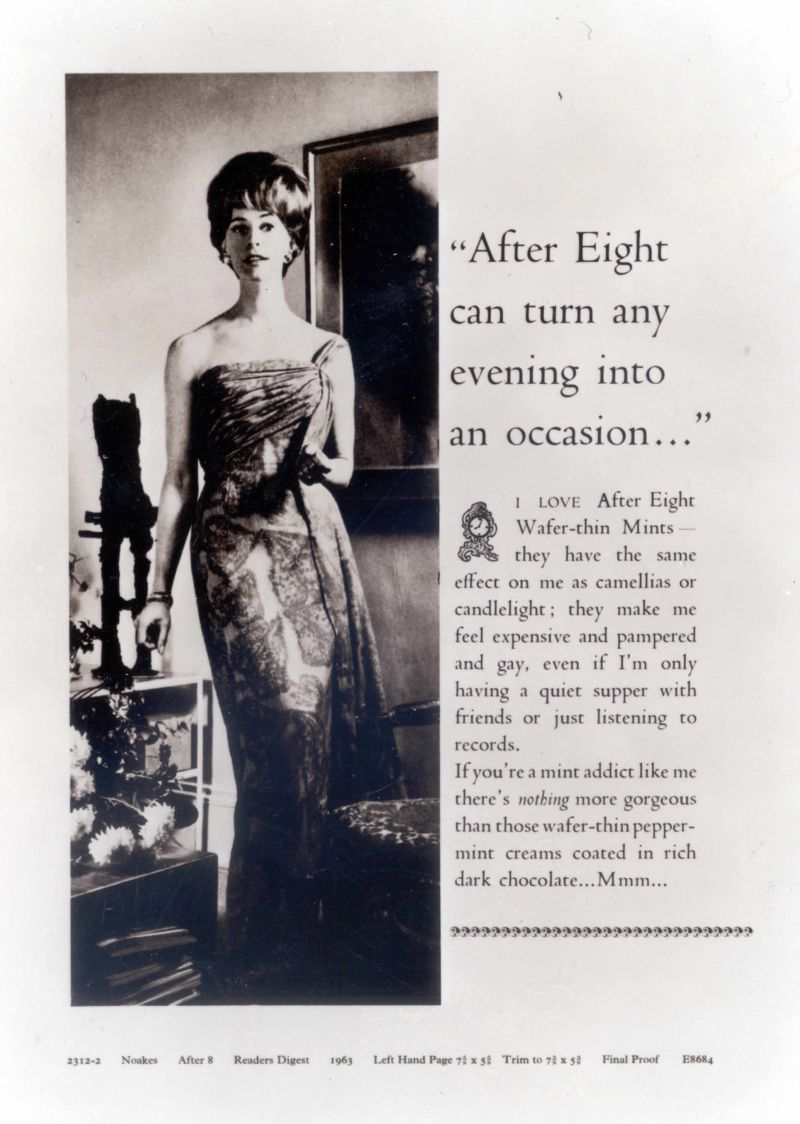 Image: After Eight 1963