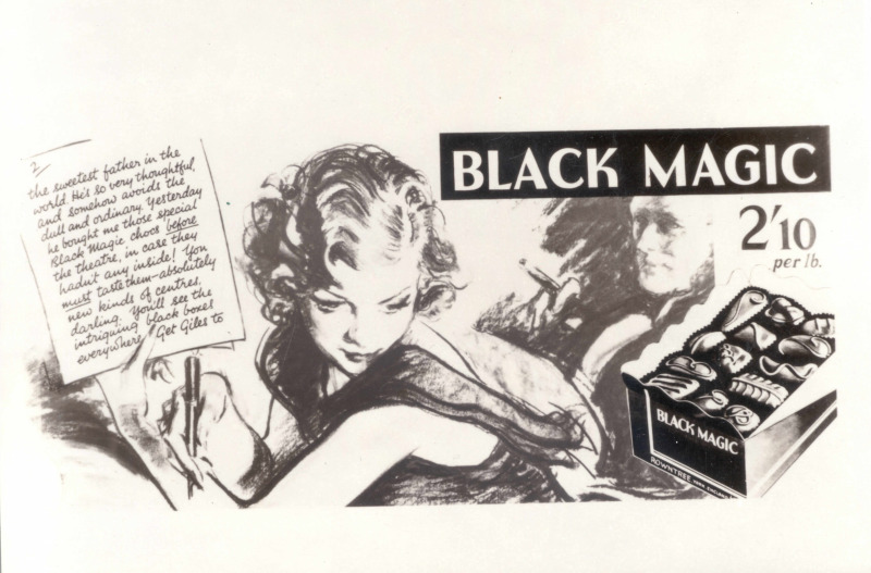 Image: Black Magic 1936