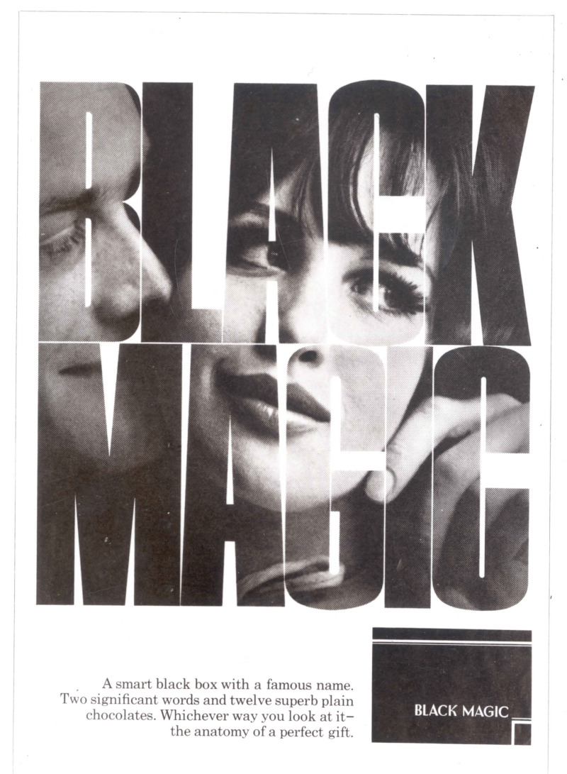 Image: Black Magic 1963