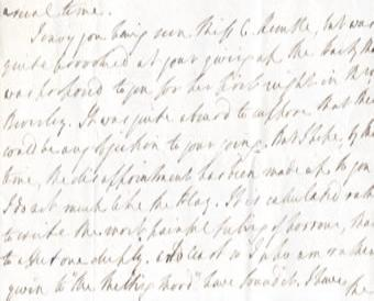 Kemble letter March 1830 part b (small)