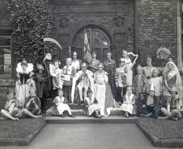 Wilberforce School for the Blind Pantomime