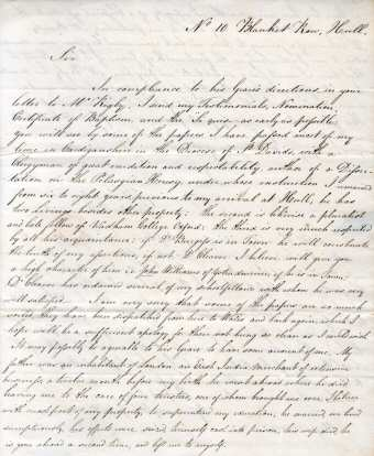Charles Williamson letter (small)