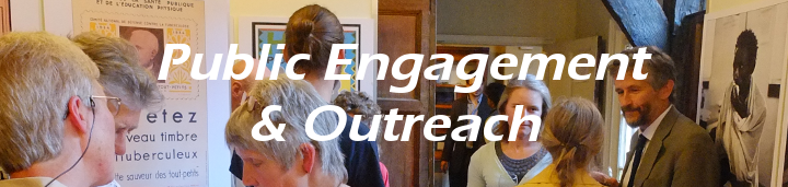 Public engagement and outreach