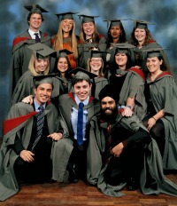 MA in Applied Human Rights, class of 2012/13