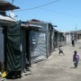 Cape Town informal settlements