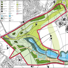 Heslington East Lake And Landscaping Investing In Our Campus - Germany beck york map