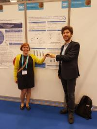 Alessandro and Rita ISPOR poster presentation