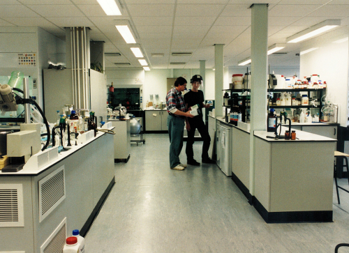 Image: New Green chemistry labs