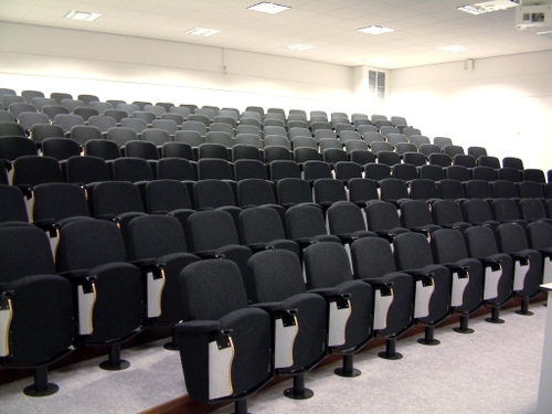 Image: Main lecture theatre refurbishment