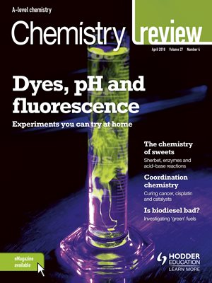 Chemistry Review 27(4) cover