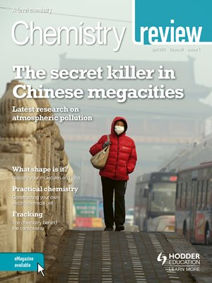 Chemistry Review 28(4) cover