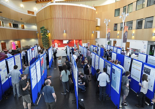Gas Kinetics Conference 2016 poster presentation photo