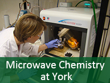 Microwave Chemistry at York