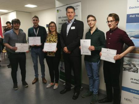 Johnson Matthey Poster Competition 2018