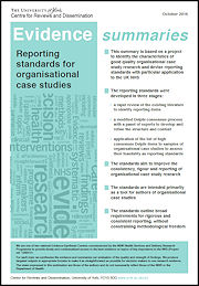 Engaging with involuntary service users a literature review and case study