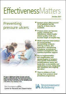 Prevention Of Pressure Ulcer Health And Social Care Essay