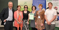 Green Impact Bronze Award 2014 Small