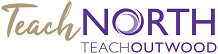 Teach North logo