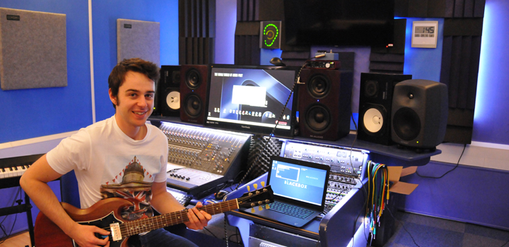 Music Technology Systems with a Foundation Year - Electronic Engineering, The University of York