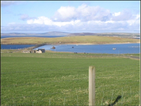 Churchill Barrier, Orkney
