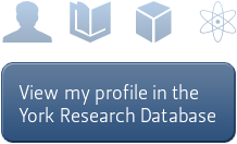 View my profile in the York Research Database