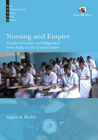 Front Cover of NPSAH Nursing and Empire Book