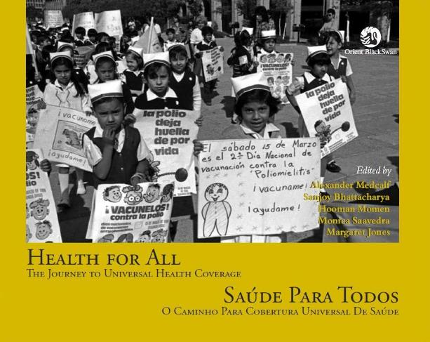 Health for All: The Journey to Universal Health Coverage Cover