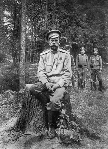 abdication of tsar nicholas ii of russia history the university