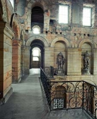 Interior of Seaton Delaval Hall