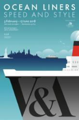 Ocean Liners: Speed and Style V&A