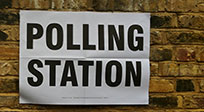 Polling station, London mayoral elections 2012. Credit: secretlondon123/Flickr (CC BY-SA 2.0)