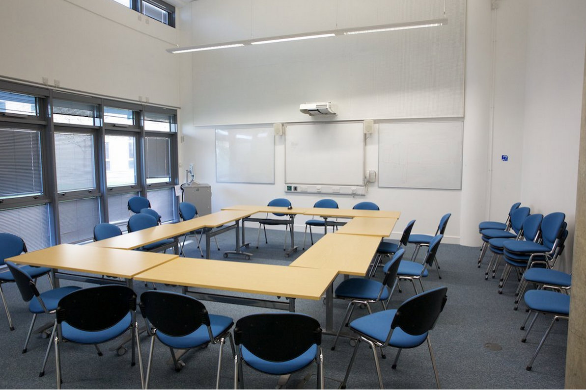 Image: Seminar room BS/008