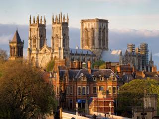 York Minster skyline